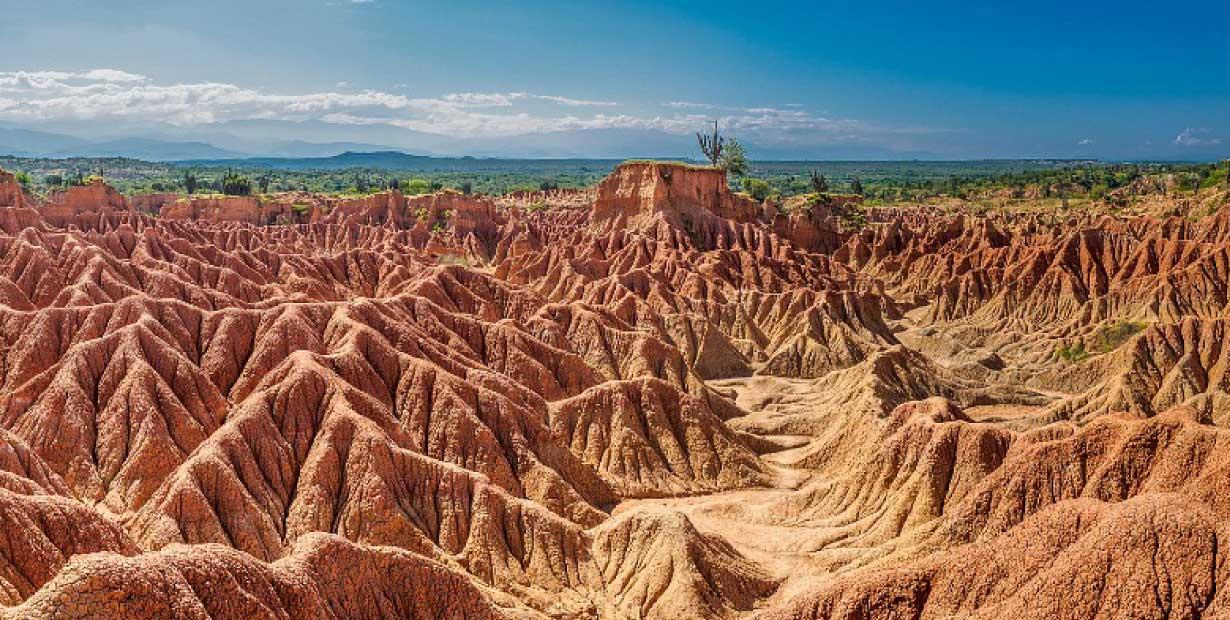 Desierto de la Tatacoa: a tan solo 2 horas de Neiva